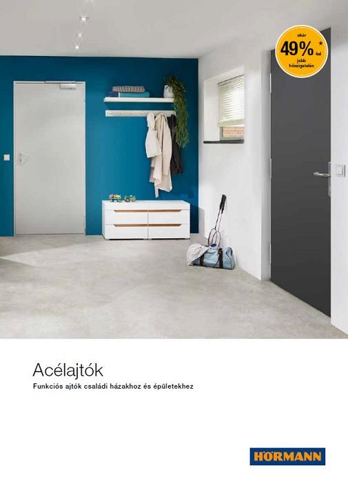 Funkciós ajtók családi házakhoz és ipari épületekhez