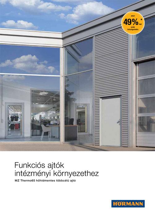 Funkciós ajtók intézményi környezethez