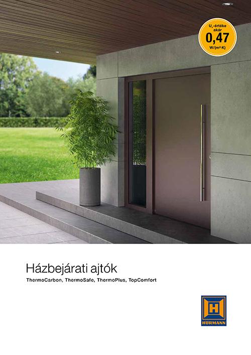 Házbejárati ajtók