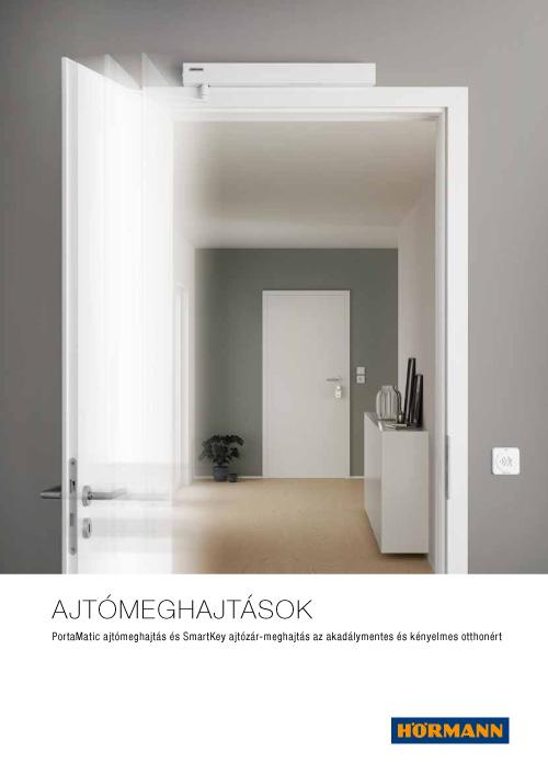 PortaMatic ajtómeghajtás