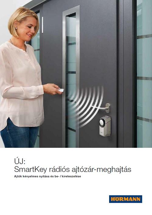 SmartKey rádiós ajtózár meghajtás